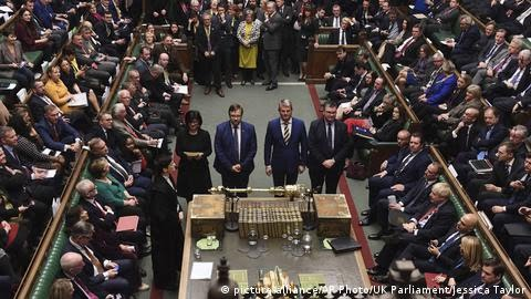 Nigerian Government Aiding And Abating Terrorists - British parliament Speaks Out