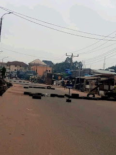 South-East in protest of Nnamdi Kanu's case